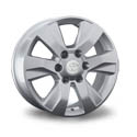 Replica Toyota TY244 7.5x18 6*139.7 ET 25 dia 106.1 S