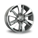 Replica Toyota TY76 7.5x18 6*139.7 ET 25 dia 106.1 BKF