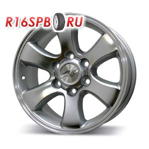 Литой диск Replica Toyota T601 (TY2) 7.5x17 6*139.7 ET 30