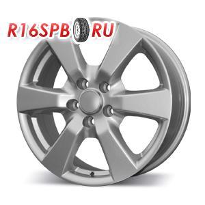 Литой диск Replica Toyota T634 (TY24) 7x17 5*114.3 ET 45