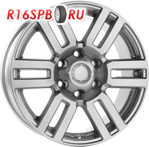 Литой диск Replica Toyota TO70 8.5x20 6*139.7 ET 25