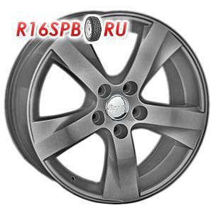 Литой диск Replica Toyota TY118 7x17 5*114.3 ET 39 GM