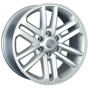 Литой диск Replica Toyota TY120 7.5x17 6*139.7 ET 25