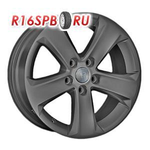 Литой диск Replica Toyota TY139 7x17 5*114.3 ET 39 GM
