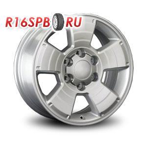 Литой диск Replica Toyota TY15 7.5x17 6*139.7 ET 31
