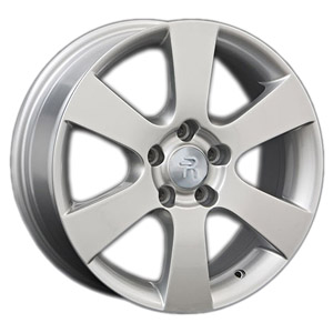 Литой диск Replica Toyota TY153 7x17 5*114.3 ET 39
