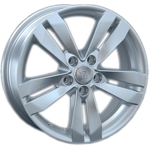 Литой диск Replica Toyota TY159 7x17 5*114.3 ET 39