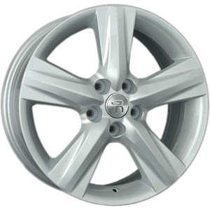 Литой диск Replica Toyota TY177 7x17 5*114.3 ET 39