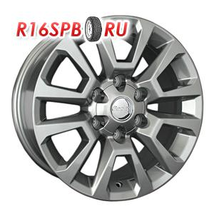 Литой диск Replica Toyota TY182 7.5x17 6*139.7 ET 25 GM
