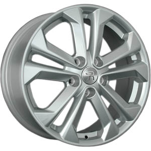 Литой диск Replica Toyota TY186 7x17 5*114.3 ET 50