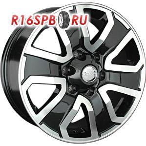 Литой диск Replica Toyota TY188 7.5x18 6*139.7 ET 25 BKF
