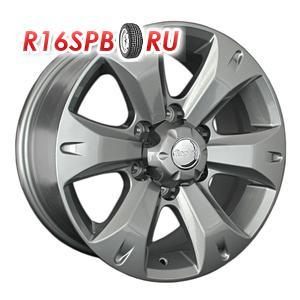 Литой диск Replica Toyota TY190 7.5x17 6*139.7 ET 25 GM