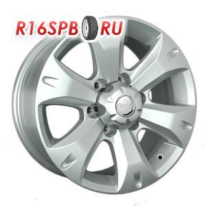 Литой диск Replica Toyota TY190 7.5x17 6*139.7 ET 25 S