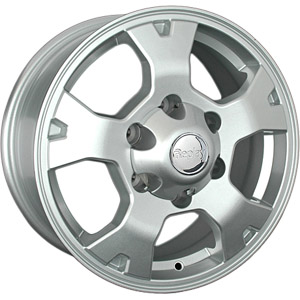 Литой диск Replica Toyota TY191 7.5x17 6*139.7 ET 25