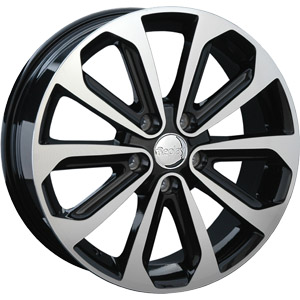 Литой диск Replica Toyota TY193 6.5x17 5*114.3 ET 45