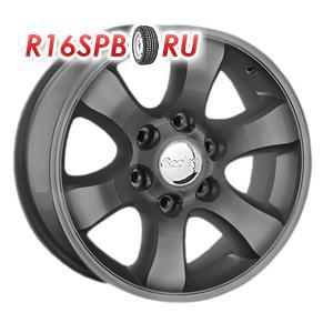 Литой диск Replica Toyota TY2 (FR601/FR6237) 7.5x17 6*139.7 ET 25 GM