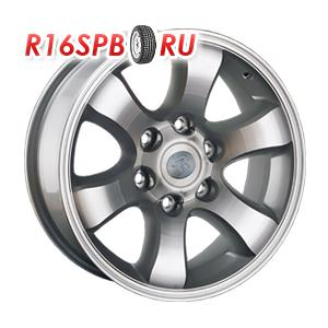Литой диск Replica Toyota TY2 (FR601/FR6237) 7x16 6*139.7 ET 0 SF