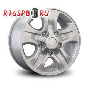 Литой диск Replica Toyota TY20 (FR589) 7x17 5*114.3 ET 50