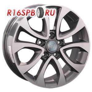 Литой диск Replica Toyota TY200 7x17 5*114.3 ET 45 GMFP