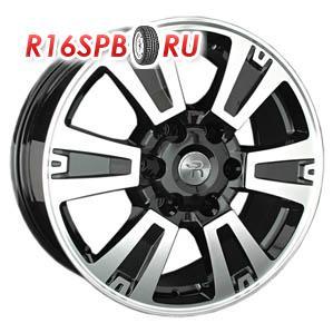 Литой диск Replica Toyota TY204 7.5x18 6*139.7 ET 25 BKF