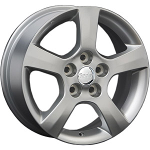 Литой диск Replica Toyota TY205 6.5x16 5*114.3 ET 45