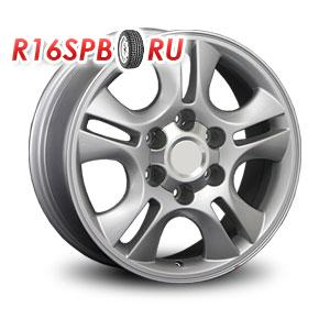 Литой диск Replica Toyota TY27 7.5x17 6*139.7 ET 30