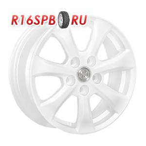 Литой диск Replica Toyota TY30 (FR592) 6.5x16 5*114.3 ET 45 W