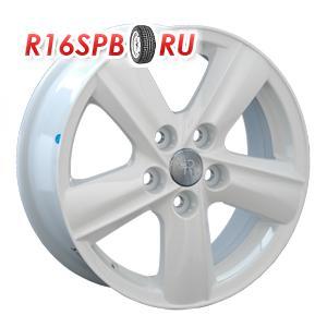 Литой диск Replica Toyota TY39 (FR1031) 6.5x16 5*114.3 ET 45 W