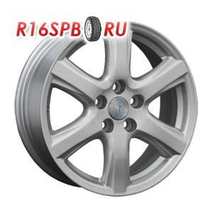 Литой диск Replica Toyota TY40 (FR609) 7x17 5*114.3 ET 45 S