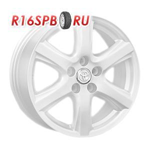 Литой диск Replica Toyota TY40 (FR609) 6.5x16 5*114.3 ET 45 W