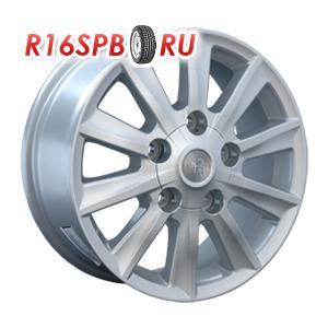 Литой диск Replica Toyota TY43 8.5x20 5*150 ET 58 S