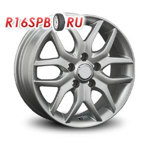 Литой диск Replica Toyota TY50 6.5x16 5*114.3 ET 39