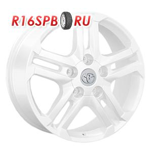 Литой диск Replica Toyota TY54(232) 8.5x20 5*150 ET 60 W