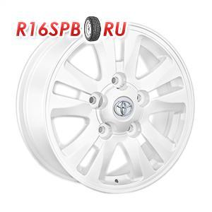 Литой диск Replica Toyota TY55 8x17 5*150 ET 60 W