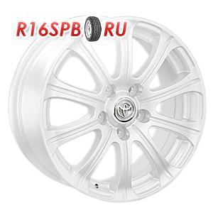 Литой диск Replica Toyota TY57 6.5x16 5*114.3 ET 45 W