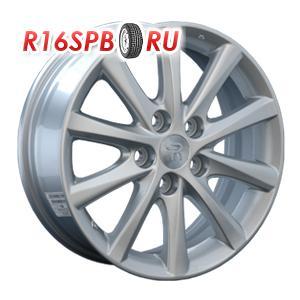 Литой диск Replica Toyota TY58 7.5x17 5*114.3 ET 45 S