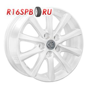 Литой диск Replica Toyota TY58 6.5x16 5*114.3 ET 45 W