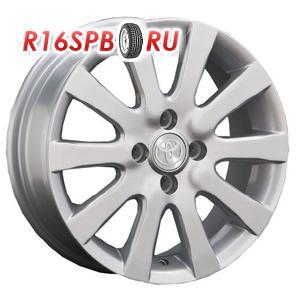 Литой диск Replica Toyota TY59 6x15 4*100 ET 45 S