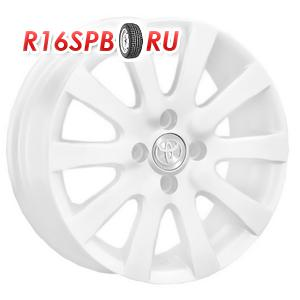 Литой диск Replica Toyota TY59 6x15 4*100 ET 45 W