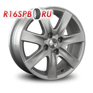 Литой диск Replica Toyota TY6 9x22 6*139.7 ET 20