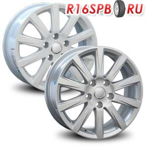 Литой диск Replica Toyota TY62 6.5x16 5*114.3 ET 45