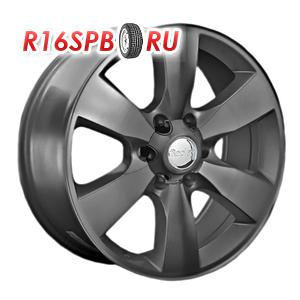 Литой диск Replica Toyota TY63 7.5x17 6*139.7 ET 25 GM