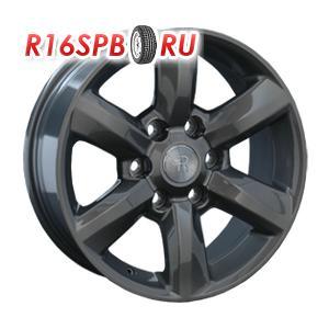 Литой диск Replica Toyota TY64 7.5x17 6*139.7 ET 25 GM