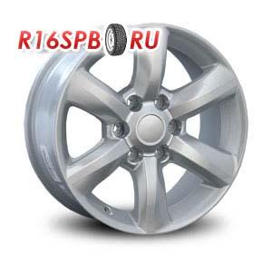 Литой диск Replica Toyota TY64 7.5x17 6*139.7 ET 25