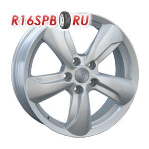 Литой диск Replica Toyota TY65 7.5x17 5*114.3 ET 45 S