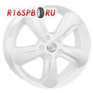 Литой диск Replica Toyota TY65 7x17 5*114.3 ET 45 W