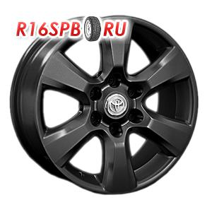 Литой диск Replica Toyota TY68 7.5x17 6*139.7 ET 25 GM