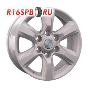 Литой диск Replica Toyota TY68 8.5x20 6*139.7 ET 25 S