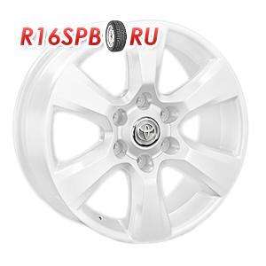 Литой диск Replica Toyota TY68 7.5x17 6*139.7 ET 25 W
