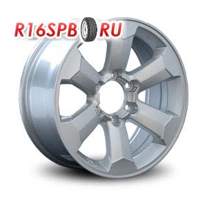 Литой диск Replica Toyota TY69 7.5x17 6*139.7 ET 25